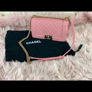 Chanel Small Boy Handbag